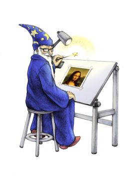 ImageMagick wizard.