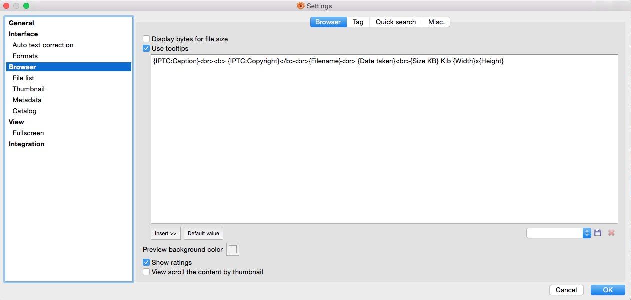 XnView metadata How-To - CARL SEIBERT SOLUTIONS