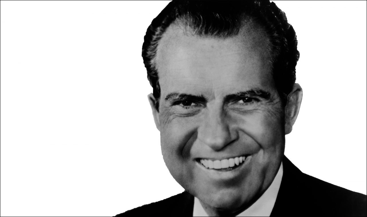 "Richard ""Dick"" Nixon file photo"