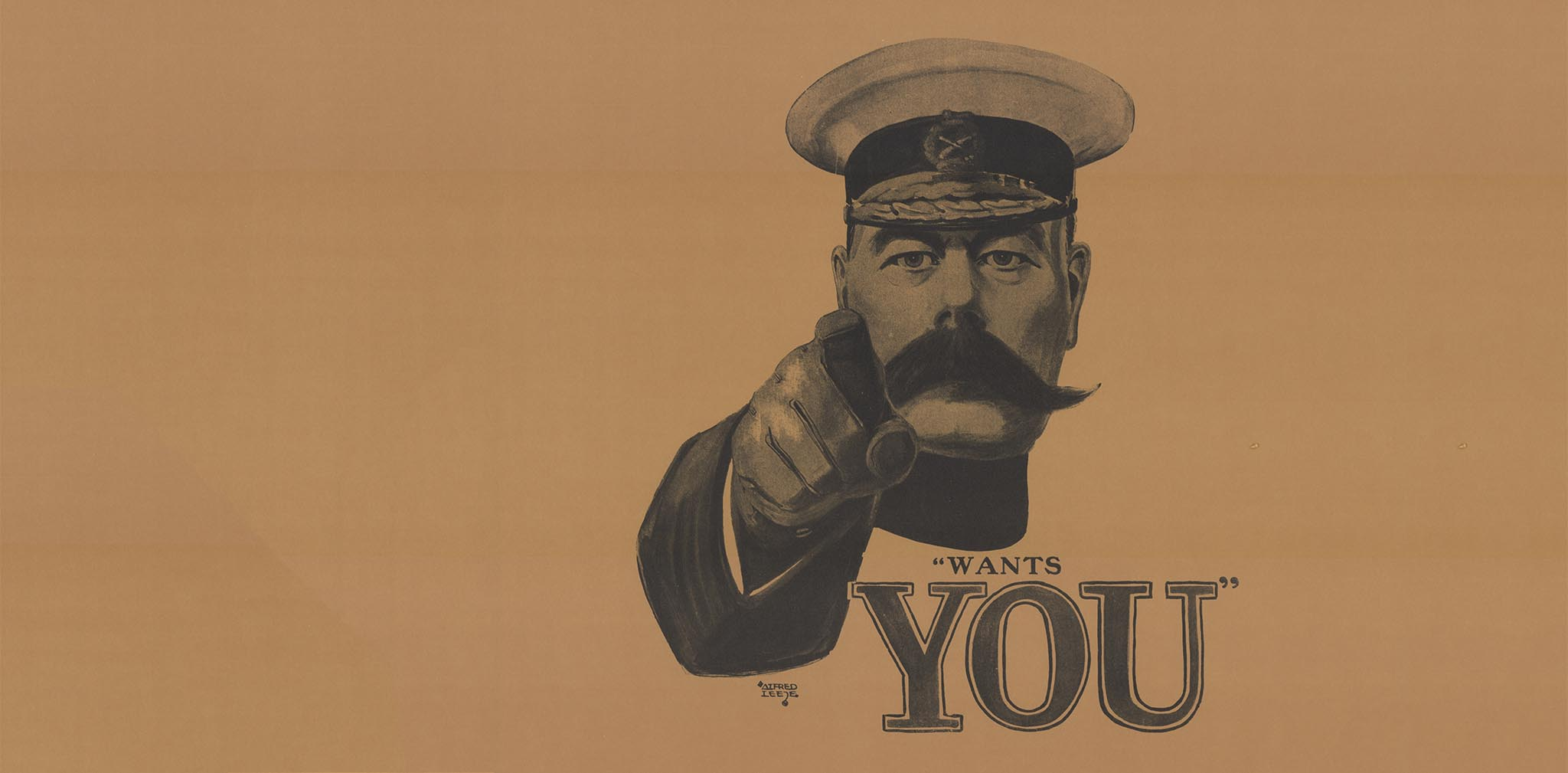 Lord Kitchener - wants you to mind your metadata