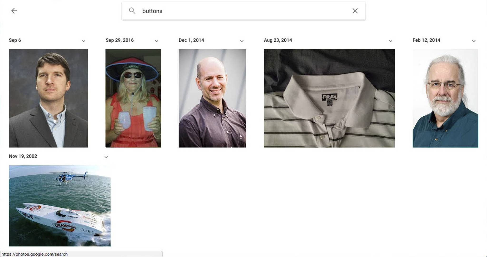 Images from my Google Photos account